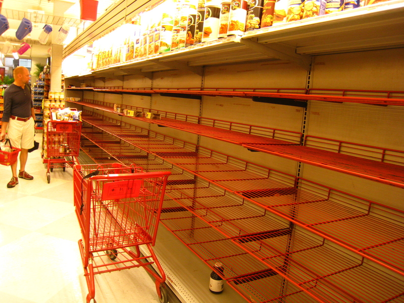 SuperMarket800x6001 Emergency Food Supply for One Year?